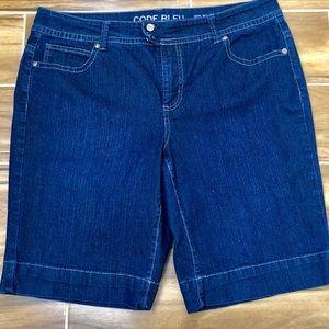 Code Bleu Celie Bermuda Shorts
